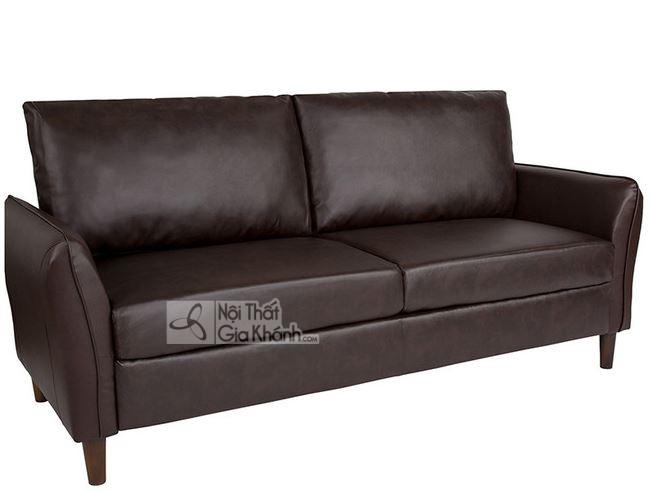50+ mẫu sofa da thật nhập khẩu đẹp và bền bỉ nhất - 50 mau sofa da that nhap khau dep va ben bi nhat 14
