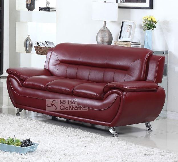 50+ mẫu sofa da thật nhập khẩu đẹp và bền bỉ nhất - 50 mau sofa da that nhap khau dep va ben bi nhat 15