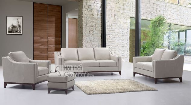 50+ mẫu sofa da thật nhập khẩu đẹp và bền bỉ nhất - 50 mau sofa da that nhap khau dep va ben bi nhat 16