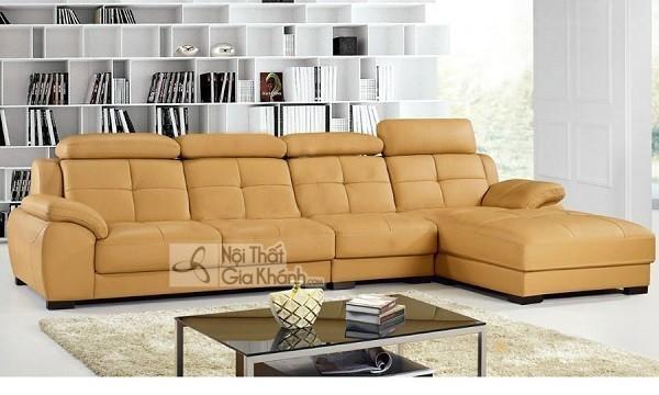 50+ mẫu sofa da thật nhập khẩu đẹp và bền bỉ nhất - 50 mau sofa da that nhap khau dep va ben bi nhat 50