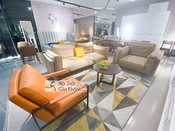 50+ mẫu sofa da thật nhập khẩu đẹp và bền bỉ nhất - 50 mau sofa da that nhap khau dep va ben bi nhat 6