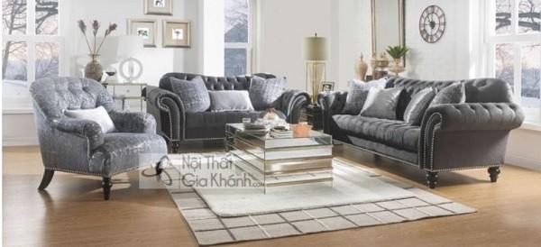 50+ mẫu sofa màu ghi xám trẻ trung cho mọi không gian - 50 mau sofa mau ghi xam tre trung cho moi khong gian 37
