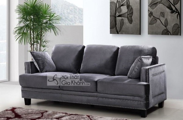 50+ mẫu sofa màu ghi xám trẻ trung cho mọi không gian - 50 mau sofa mau ghi xam tre trung cho moi khong gian 40