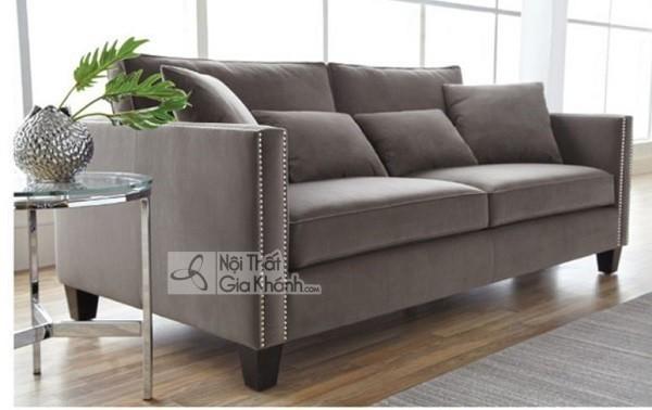 50+ mẫu sofa màu ghi xám trẻ trung cho mọi không gian - 50 mau sofa mau ghi xam tre trung cho moi khong gian 45