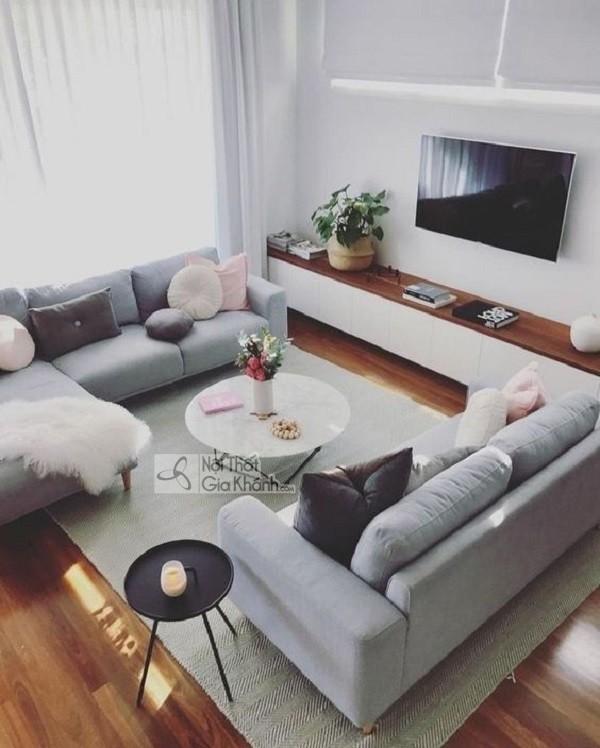 50+ mẫu sofa màu ghi xám trẻ trung cho mọi không gian - 50 mau sofa mau ghi xam tre trung cho moi khong gian 7