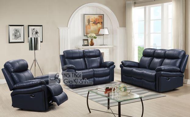Mẫu 44: Ghế sofa giường thư giãn đa năng