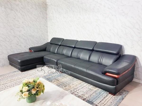 50+ Bộ ghế sofa phòng khách đẹp cao cấp và bán chạy hàng đầu - 50 mau sofa phong khach co san ban chay hang dau 1