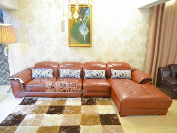 50+ Bộ ghế sofa phòng khách đẹp cao cấp và bán chạy hàng đầu - 50 mau sofa phong khach co san ban chay hang dau 10