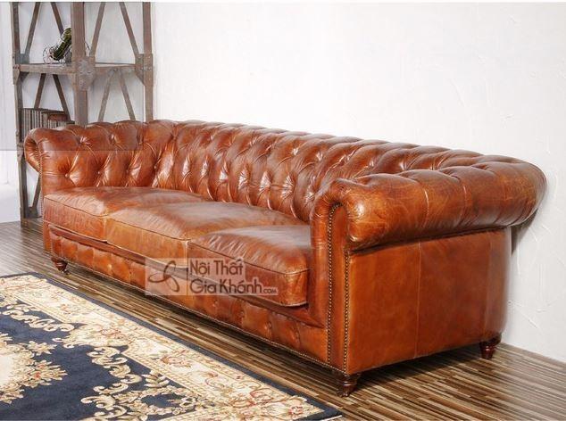 50+ Bộ ghế sofa phòng khách đẹp cao cấp và bán chạy hàng đầu - 50 mau sofa phong khach co san ban chay hang dau 13