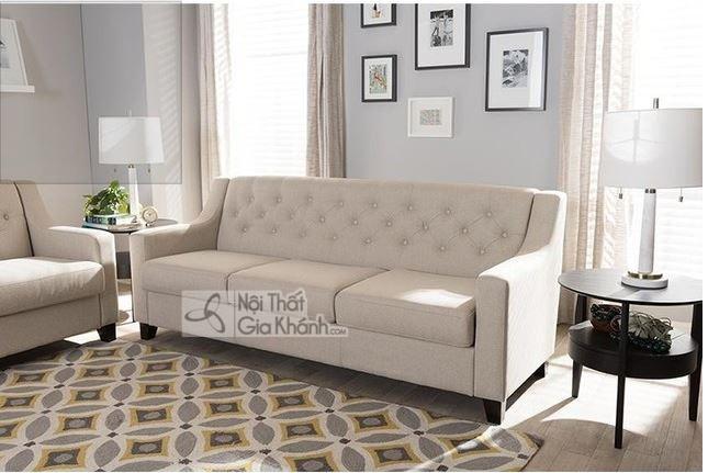 50+ Bộ ghế sofa phòng khách đẹp cao cấp và bán chạy hàng đầu - 50 mau sofa phong khach co san ban chay hang dau 17