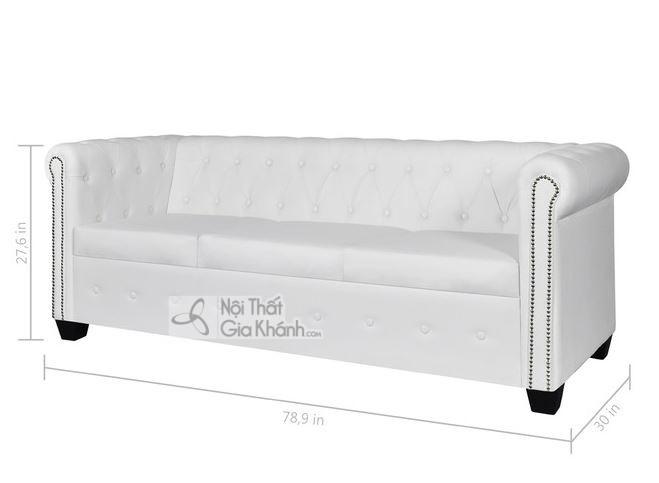 50+ Bộ ghế sofa phòng khách đẹp cao cấp và bán chạy hàng đầu - 50 mau sofa phong khach co san ban chay hang dau 18