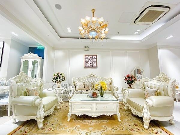 50+ Bộ ghế sofa phòng khách đẹp cao cấp và bán chạy hàng đầu - 50 mau sofa phong khach co san ban chay hang dau 2