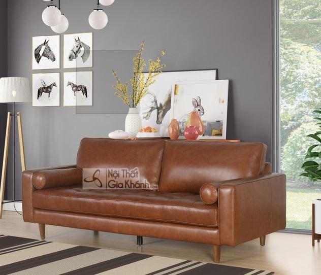 50+ Bộ ghế sofa phòng khách đẹp cao cấp và bán chạy hàng đầu - 50 mau sofa phong khach co san ban chay hang dau 27