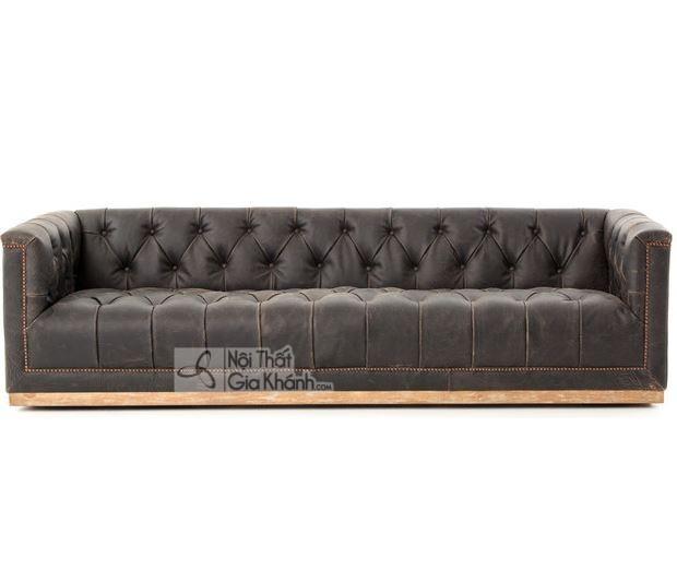 50+ Bộ ghế sofa phòng khách đẹp cao cấp và bán chạy hàng đầu - 50 mau sofa phong khach co san ban chay hang dau 33