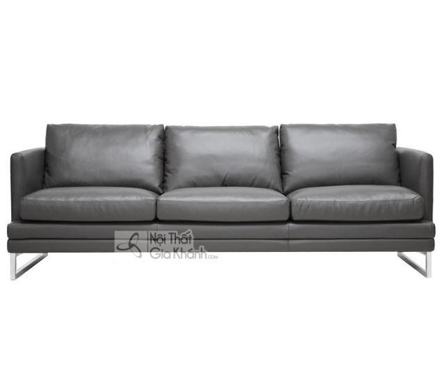 50+ Bộ ghế sofa phòng khách đẹp cao cấp và bán chạy hàng đầu - 50 mau sofa phong khach co san ban chay hang dau 38