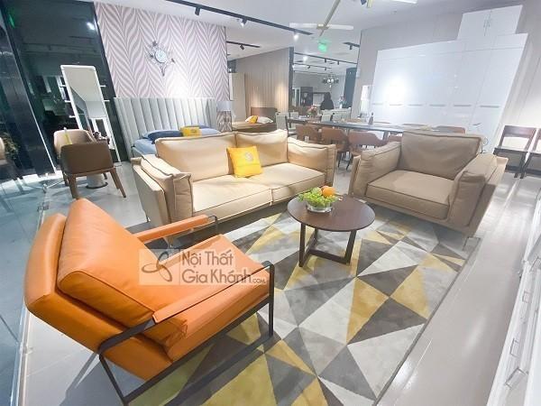 50+ Bộ ghế sofa phòng khách đẹp cao cấp và bán chạy hàng đầu - 50 mau sofa phong khach co san ban chay hang dau 4