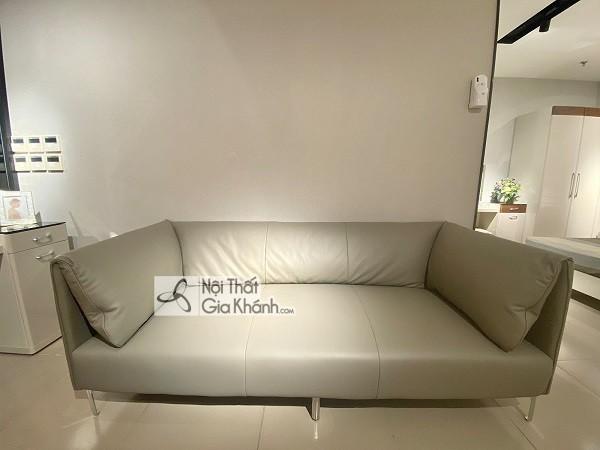 50+ Bộ ghế sofa phòng khách đẹp cao cấp và bán chạy hàng đầu - 50 mau sofa phong khach co san ban chay hang dau 7