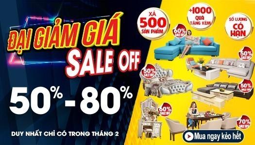 Siêu thị nội thất nhập khẩu top 1 Hà Nội - banner hang xa t2 2020 mb