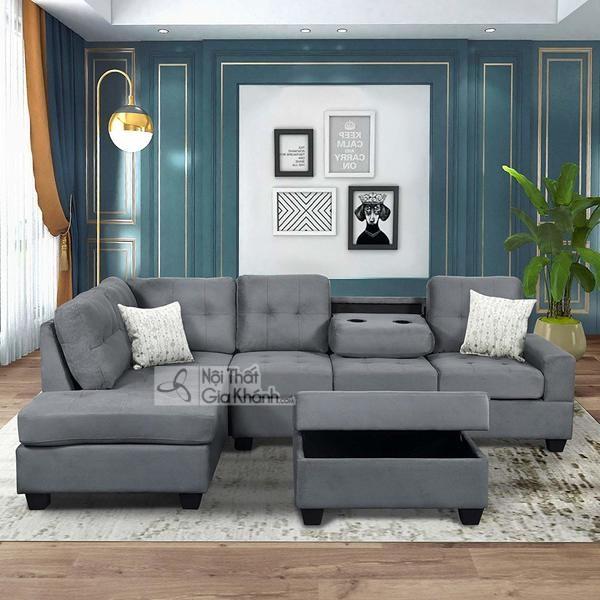 1001 cách kết hợp đồ nội thất với sofa màu xám lông chuột cực thu hút! - 1001 cach ket hop do noi that voi sofa mau xam long chuot cuc thu hut 4