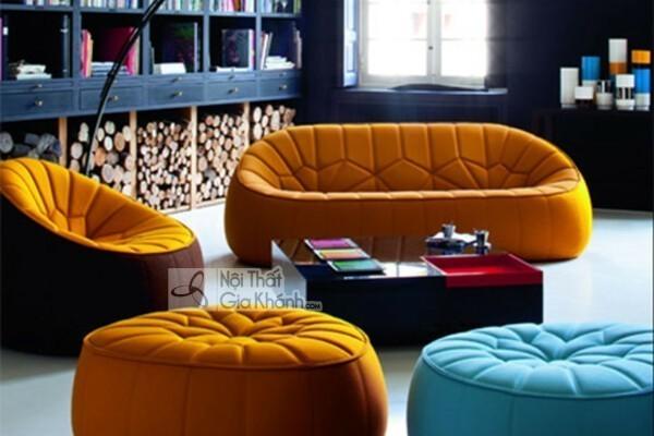 20 mẫu ghế sofa phòng chờ: Tiện mà không kém sang! - 20 mau ghe sofa phong cho tien ma khong kem sang 13