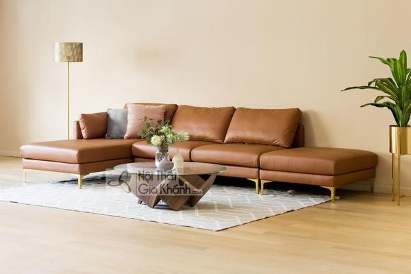 20 mẫu ghế sofa phòng chờ: Tiện mà không kém sang! - 20 mau ghe sofa phong cho tien ma khong kem sang 22