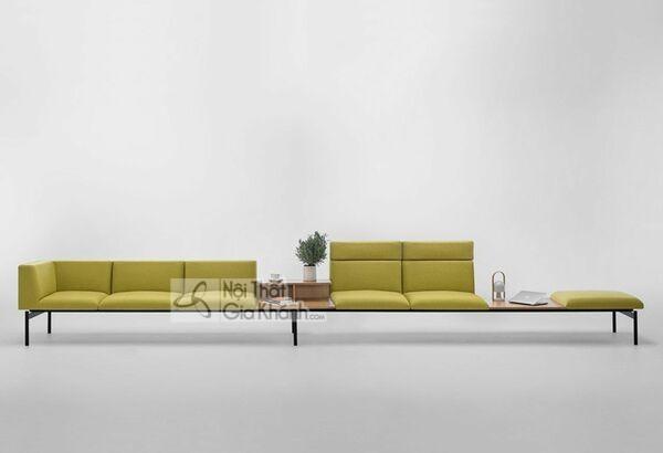 20 mẫu ghế sofa phòng chờ: Tiện mà không kém sang! - 20 mau ghe sofa phong cho tien ma khong kem sang 24