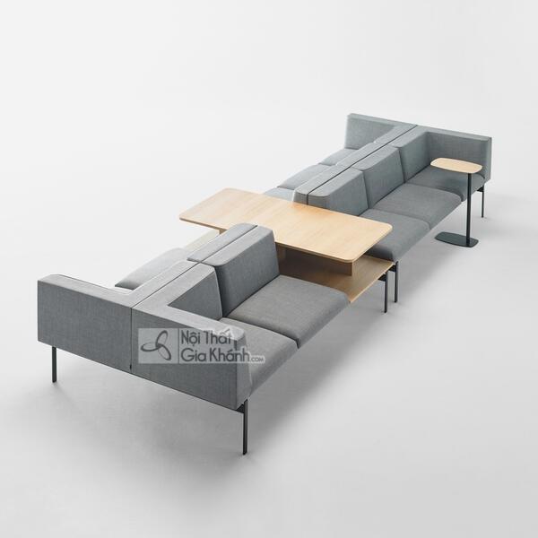 20 mẫu ghế sofa phòng chờ: Tiện mà không kém sang! - 20 mau ghe sofa phong cho tien ma khong kem sang 25