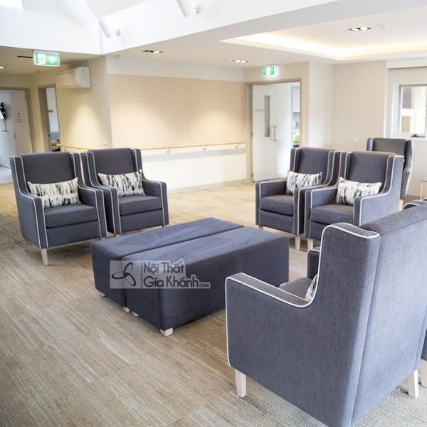 20 mẫu ghế sofa phòng chờ: Tiện mà không kém sang! - 20 mau ghe sofa phong cho tien ma khong kem sang 3