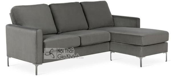 Sofa vải bố là gì? Sofa vải bố có đắt không? - 35 mau thiet ke sofa 3 cho ngoi moi nhat hien nay 4