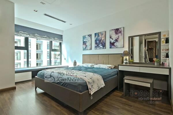 50+ Mẫu giường ngủ đẹp nhất, thiết kế hiện đại siêu hot 2020 - 50 mau ban trang diem bang go dep hien dai duoc chi em yeu thich nhat 2020 16