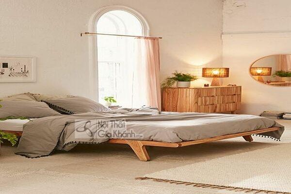 50+ Mẫu giường ngủ đẹp nhất, thiết kế hiện đại siêu hot 2020 - 50 mau ban trang diem bang go dep hien dai duoc chi em yeu thich nhat 2020 41
