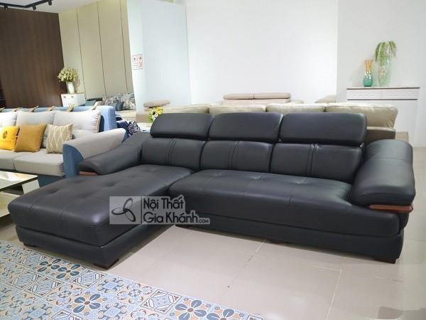 50 mẫu ghế sofa màu đen ấn tượng, lôi cuốn - 50 mau ghe sofa mau den an tuong loi cuon 1