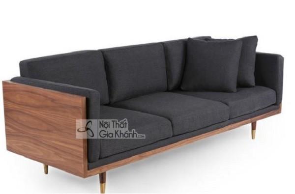 50 mẫu ghế sofa màu đen ấn tượng, lôi cuốn - 50 mau ghe sofa mau den an tuong loi cuon 10