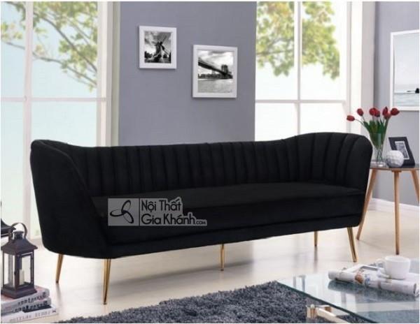 50 mẫu ghế sofa màu đen ấn tượng, lôi cuốn - 50 mau ghe sofa mau den an tuong loi cuon 15