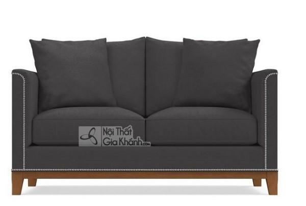 50 mẫu ghế sofa màu đen ấn tượng, lôi cuốn - 50 mau ghe sofa mau den an tuong loi cuon 16