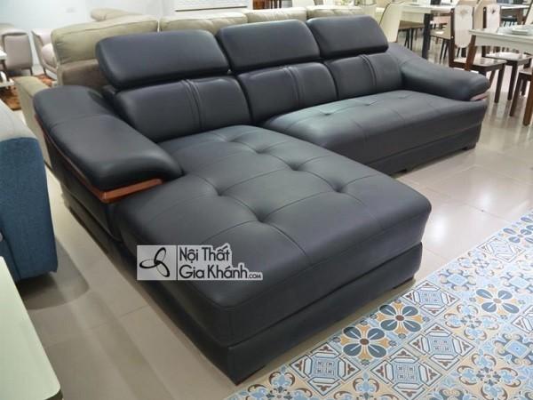 50 mẫu ghế sofa màu đen ấn tượng, lôi cuốn - 50 mau ghe sofa mau den an tuong loi cuon 2