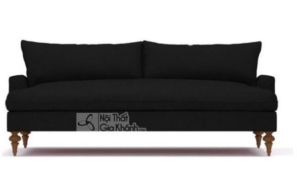 50 mẫu ghế sofa màu đen ấn tượng, lôi cuốn - 50 mau ghe sofa mau den an tuong loi cuon 20