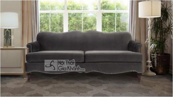 50 mẫu ghế sofa màu đen ấn tượng, lôi cuốn - 50 mau ghe sofa mau den an tuong loi cuon 29