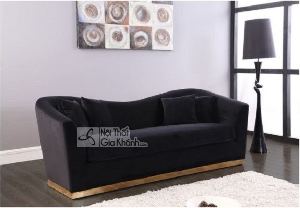50 mẫu ghế sofa màu đen ấn tượng, lôi cuốn - 50 mau ghe sofa mau den an tuong loi cuon 32