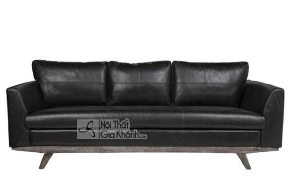 50 mẫu ghế sofa màu đen ấn tượng, lôi cuốn - 50 mau ghe sofa mau den an tuong loi cuon 34