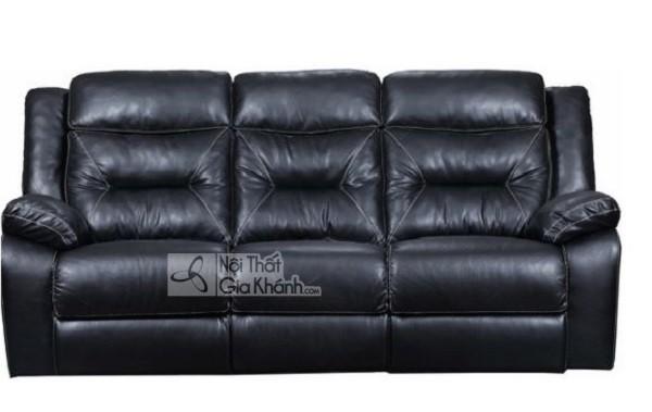 50 mẫu ghế sofa màu đen ấn tượng, lôi cuốn - 50 mau ghe sofa mau den an tuong loi cuon 37