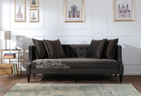 50 mẫu ghế sofa màu đen ấn tượng, lôi cuốn - 50 mau ghe sofa mau den an tuong loi cuon 45
