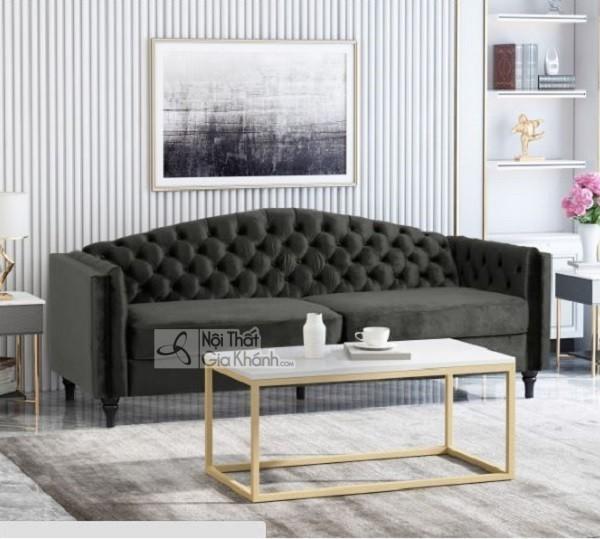 50 mẫu ghế sofa màu đen ấn tượng, lôi cuốn - 50 mau ghe sofa mau den an tuong loi cuon 46