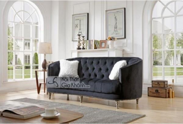 50 mẫu ghế sofa màu đen ấn tượng, lôi cuốn - 50 mau ghe sofa mau den an tuong loi cuon 47