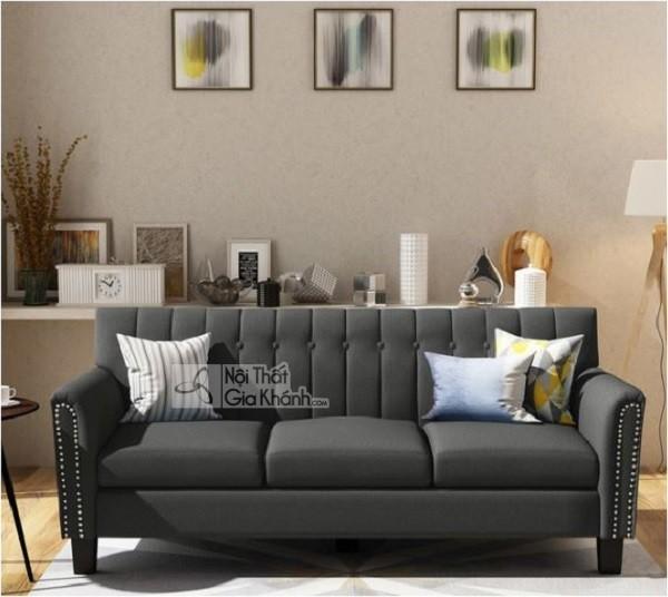 50 mẫu ghế sofa màu đen ấn tượng, lôi cuốn - 50 mau ghe sofa mau den an tuong loi cuon 52