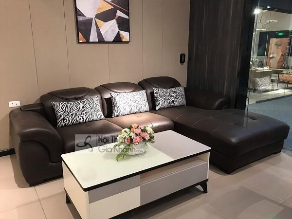 50 mẫu ghế sofa màu đen ấn tượng, lôi cuốn - 50 mau ghe sofa mau den an tuong loi cuon 6