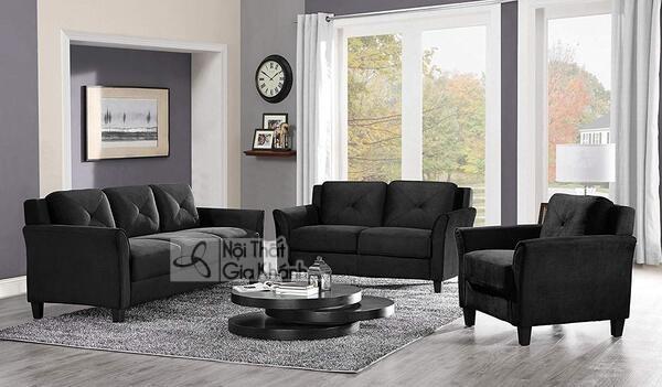 50+ Mẫu sofa căn hộ chung cư cao cấp đẹp ấn tượng nhất 2020 - 50 mau sofa can ho chung cu cao cap dep an tuong nhat 2020 13