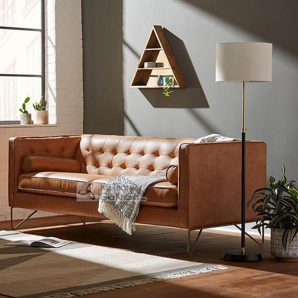 50+ Mẫu sofa căn hộ chung cư cao cấp đẹp ấn tượng nhất 2020 - 50 mau sofa can ho chung cu cao cap dep an tuong nhat 2020 15