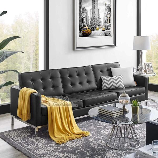 50+ Mẫu sofa căn hộ chung cư cao cấp đẹp ấn tượng nhất 2020 - 50 mau sofa can ho chung cu cao cap dep an tuong nhat 2020 21
