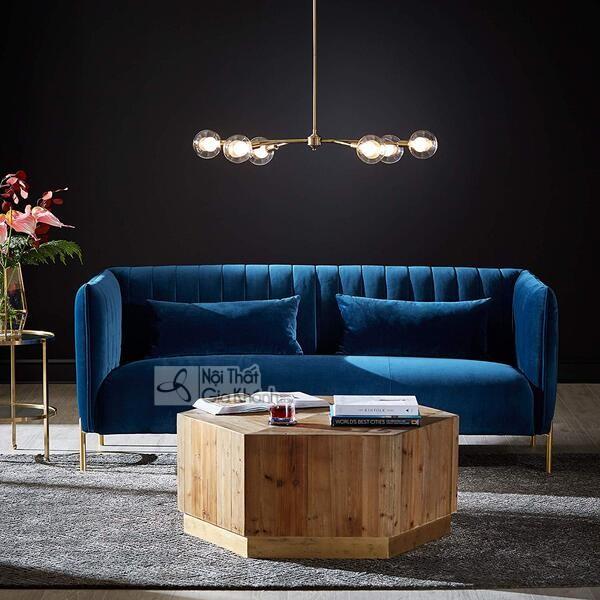 50+ Mẫu sofa căn hộ chung cư cao cấp đẹp ấn tượng nhất 2020 - 50 mau sofa can ho chung cu cao cap dep an tuong nhat 2020 22